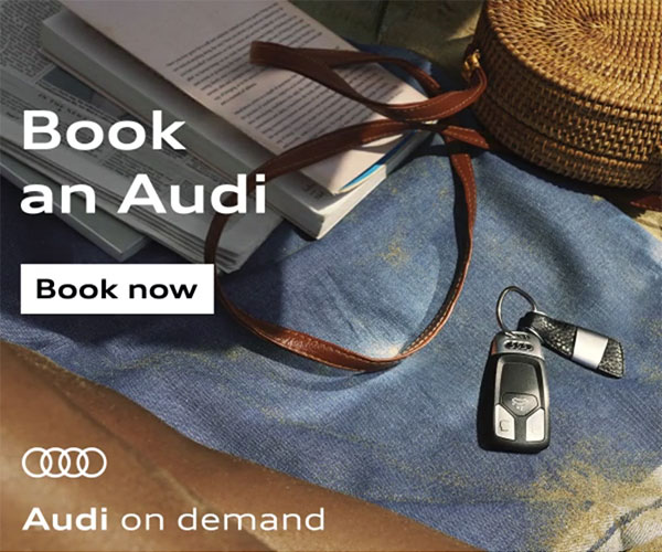 Audi On Demand - 300x250