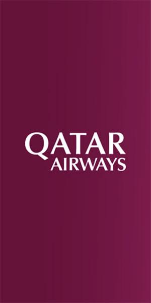 Qatar Airways - Mock-up 1