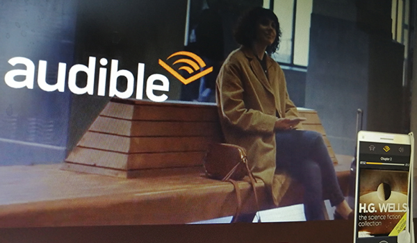 Audible: Multiple format videos
