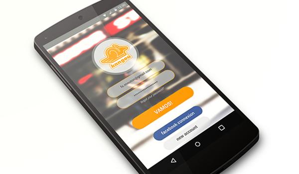 Kangou App iOS/Android