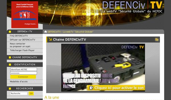 Defenciv TV
